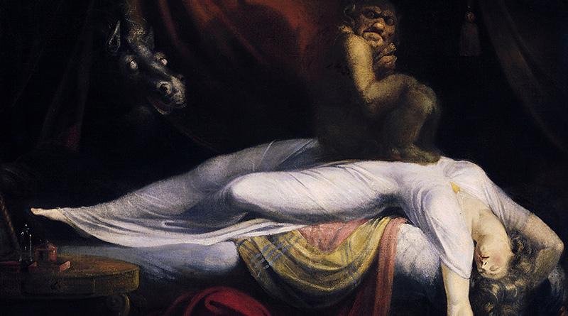 'La pesadilla', de John Henry Fuseli (1781)