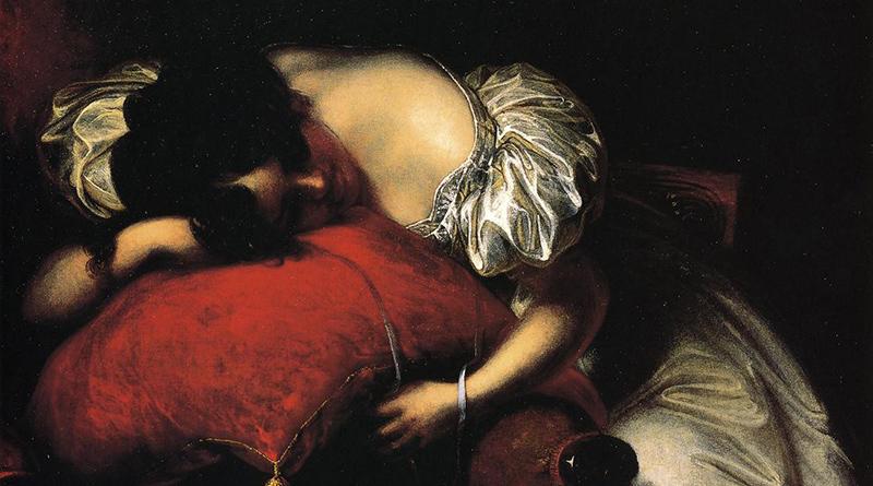 'Sueños diurnos', de Rembrandt Peale (1837)