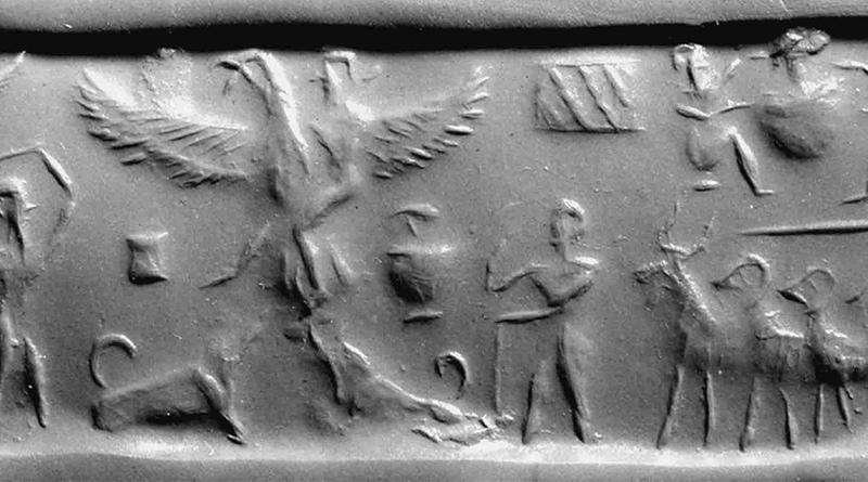 El sueño de Dumuzi en el 'Gilgamesh'